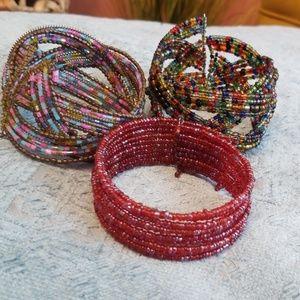 Jewelry - 3 bracelet bundle